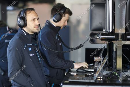 Gary Paffett, Reserve and Development Driver and Sporting and Technical Advisor for Mercedes Benz EQ