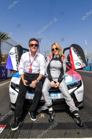 Editorial photo of Formula E, Marrakesh E-prix, Circuit International Automobile Moulay El Hassan Marrakesh, Morocco - 29 Feb 2020
