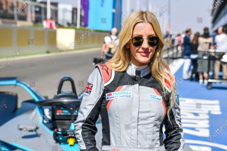 Editorial image of Formula E, Marrakesh E-prix, Circuit International Automobile Moulay El Hassan Marrakesh, Morocco - 29 Feb 2020