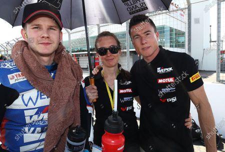 Editorial picture of World Superbike, Phillip Island, Phillip Island Grand Prix Circuit, Australia - 01 Mar 2020