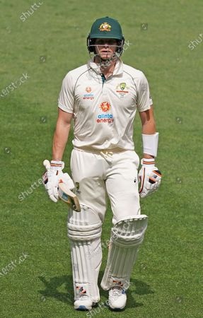 Editorial picture of Test Match between Australia and India - Day three, Melbourne - 28 Dec 2020