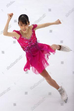 Editorial photo of Figure Skating : Japan Figure Skating Championships 2020, Nagano, Japan - 25 Dec 2020