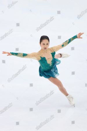 Editorial photo of Figure Skating : Japan Figure Skating Championships 2020, Nagano, Japan - 25 Dec 2020