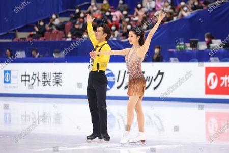 Editorial photo of Figure Skating : Japan Figure Skating Championships 2020, Nagano, Japan - 26 Dec 2020