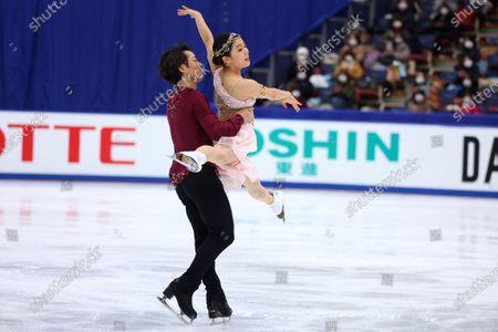 Editorial image of Figure Skating : Japan Figure Skating Championships 2020, Nagano, Japan - 27 Dec 2020