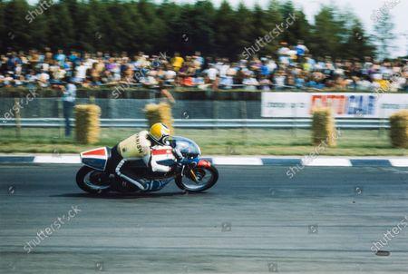 Steve Parrish, Yamaha.
