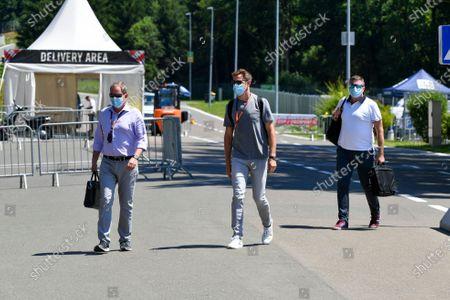 Editorial image of Formula 1, Styrian GP - 09 Jul 2020