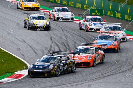Editorial photo of Porsche Supercup, Spielberg II, Red Bull Ring, Austria - 12 Jul 2020