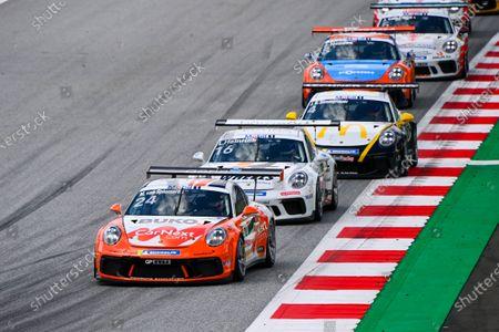 Editorial image of Porsche Supercup, Spielberg II, Red Bull Ring, Austria - 12 Jul 2020