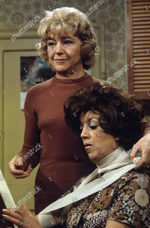 Dora Bryan and Fanny Carby