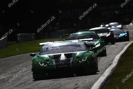 Editorial picture of British GT, Oulton Park, Oulton Park Circuit, United Kingdom - 02 Aug 2020