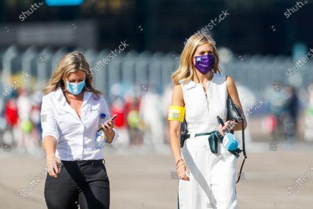 Editorial photo of Formula E, Berlin ePrix I, Berlin Tempelhof Airport, Germany - 04 Aug 2020