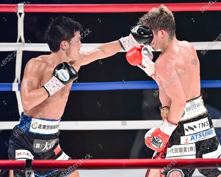 Editorial photo of Boxing: 10R lightweight bout, Tokyo, Japan - 26 Dec 2020