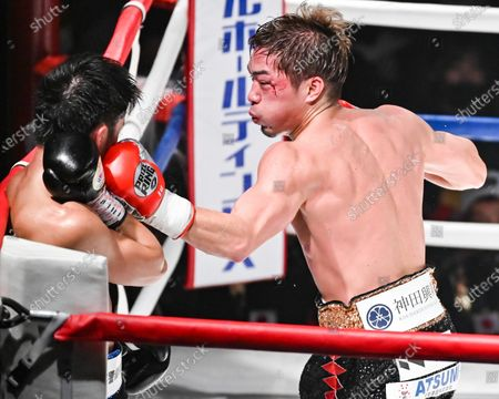 Editorial image of Boxing: 10R lightweight bout, Tokyo, Japan - 26 Dec 2020