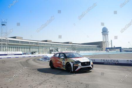 Stock Image of Gregory Segars (FRA), Jaguar China Racing