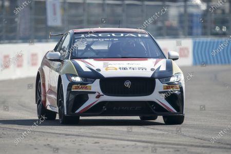 Stock Picture of Gregory Segars (FRA), Jaguar China Racing