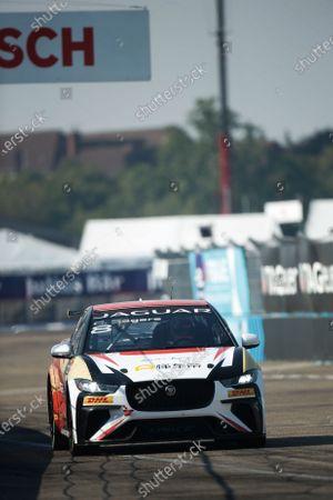 Stock Photo of Gregory Segars (FRA), Jaguar China Racing