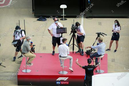 Editorial picture of Formula 1, 70th Anniversary GP, Silverstone, United Kingdom - 08 Aug 2020