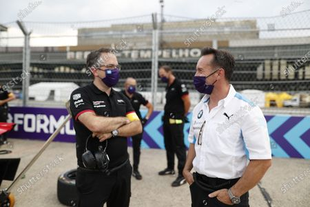 Stock Image of Roger Griffiths, Team Principal, BMW i Andretti Motorsport