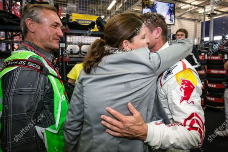 Felix Baumgartner after his last stint