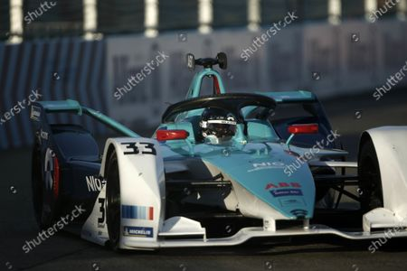 Editorial photo of Formula E, Berlin ePrix V, Berlin Tempelhof Airport, Germany - 12 Aug 2020