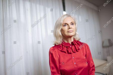 Editorial picture of Elisabeth Guigou, Paris, France - 23 Dec 2020