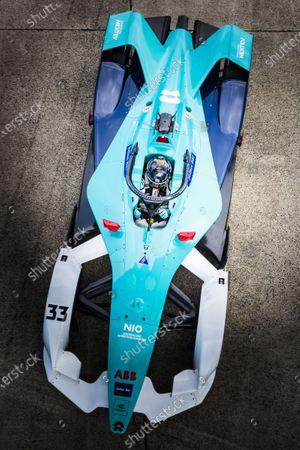 Editorial image of Formula E, Berlin E-Prix VI, Berlin Tempelhof Airport, Germany - 13 Aug 2020