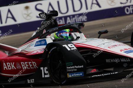 Stock Picture of Felipe Massa (BRA), Venturi, EQ Silver Arrow 01