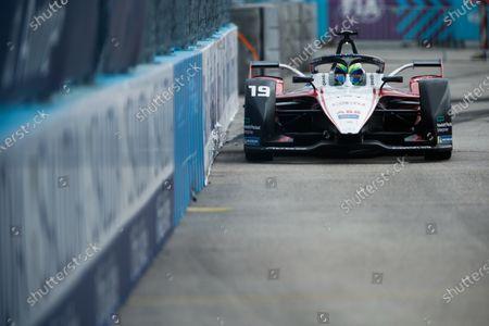 Stock Image of Felipe Massa (BRA), Venturi, EQ Silver Arrow 01