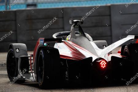 Stock Photo of Felipe Massa (BRA), Venturi, EQ Silver Arrow 01