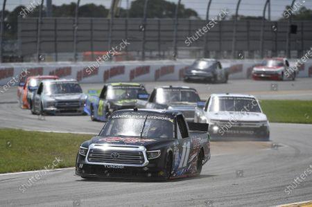 Editorial picture of NASCAR Truck, Daytona II, Daytona International Speedway, United States of America - 16 Aug 2020