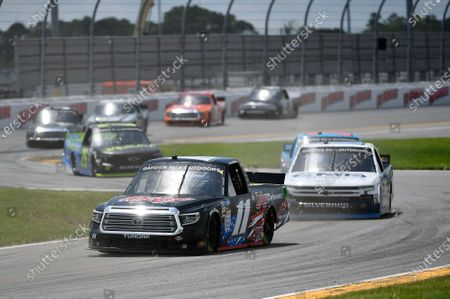 Stock Picture of #11: Spencer Davis, Spencer Davis Motorsports, Toyota Tundra
