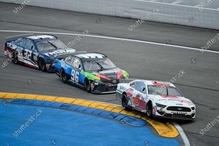 Editorial image of NASCAR Cup, Daytona II, Daytona International Speedway, United States of America - 16 Aug 2020