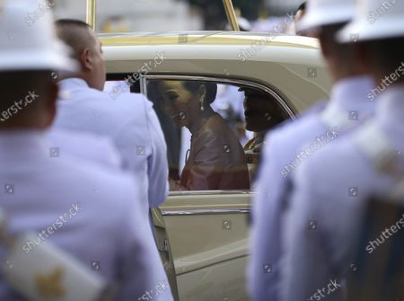 Editorial picture of Thai King and Queen to mark the ceremony on the occasion of King Taksin's Day, Bangkok, Thailand - 28 Dec 2020