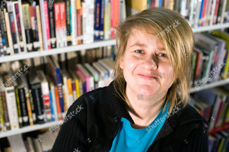 Editorial picture of Author Saci Lloyd at Newham Sixth Form College where she is a media studies teacher, London, Britain - 20 Jan 2010
