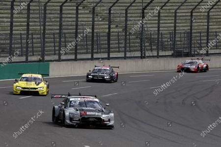 Jamie Green, Audi Sport Team Rosberg, Audi RS 5 DTM.
