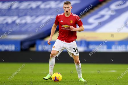 Scott McTominay of Manchester United