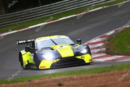 Stock Picture of #7 Andrew Howard / Jonny Adam - Beechdean Aston Martin Vantage AMR GT3