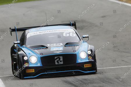 #66 Nick Jones / Scott Malvern - Team Parker Racing Bentley Continental GT3