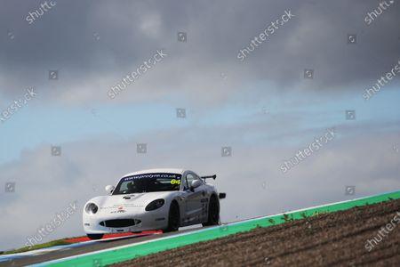 James Taylor - Elite Motorsport Ginetta G40