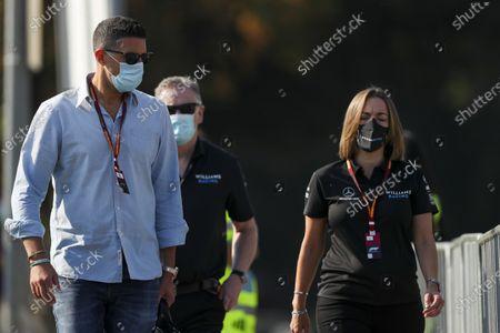 Editorial image of Formula 1, Italian GP, Autodromo Nazionale Monza, Italy - 05 Sep 2020