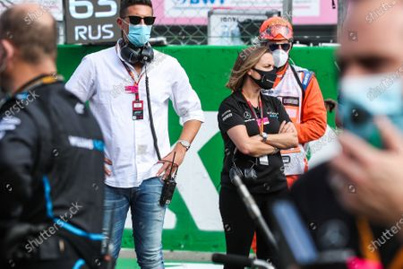 Editorial picture of Formula 1, Italian GP, Autodromo Nazionale Monza, Italy - 06 Sep 2020