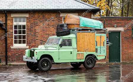 Editorial picture of Hugh Fearnley-Whittingstall mobile gastropub, UK - 11 Dec 2020