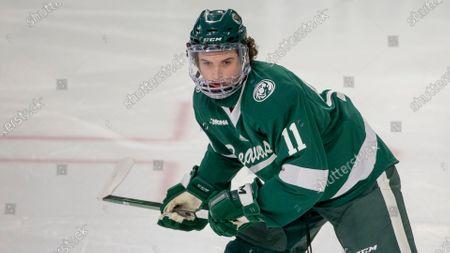 Editorial photo of St Hockey, Bemidji, United States - 18 Dec 2020