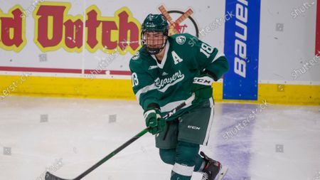 Editorial picture of Minnesota St St Hockey, Bemidji, United States - 18 Dec 2020