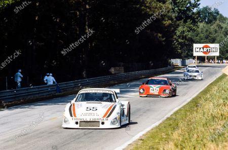 John Cooper / Dudley Wood / Claude Bourgoignie, Claude Bourgoignie, Porsche 935 K3, Fabrizio Violati / Duilio Truffo / Maurizio Flammini, Scuderia Supercar Bellancauto, Ferrari 512 BB/LM.