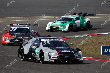 Editorial photo of DTM, Nurburgring  Sprint, Nürburgring, Germany - 18 Sep 2020