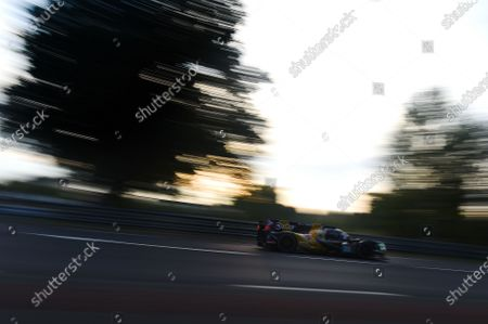 #35 Eurasia Motorsport Ligier JSP217 - Gibson: Nobuya Yamanaka, Nick Foster, Roberto Merhi.
