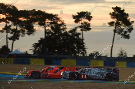 Editorial picture of Le Mans, 24 Hours of Le Mans, Circuit de la Sarthe, France - 20 Sep 2020