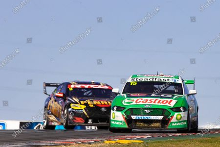 Editorial image of Supercars, The Bend, The Bend Motorsport Park, Australia - 20 Sep 2020